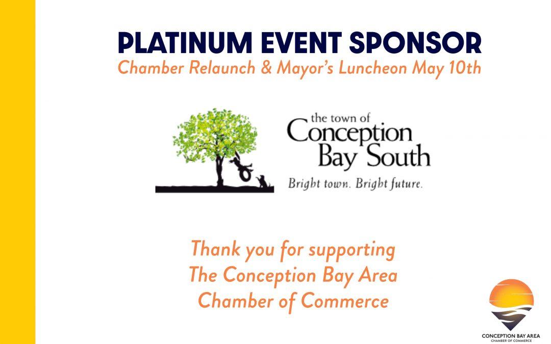 [Sponsors] Chamber ReLaunch & Mayor's Luncheon