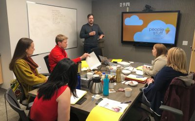 8 Weeks to Employee Engagement with People Stuff's Chad Decker
