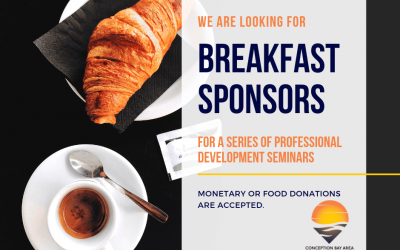 Breakfast Sponsors Needed!