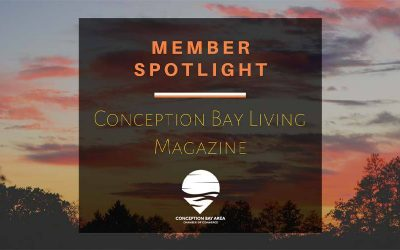 [Member Spotlight] Conception Bay Living Magazine