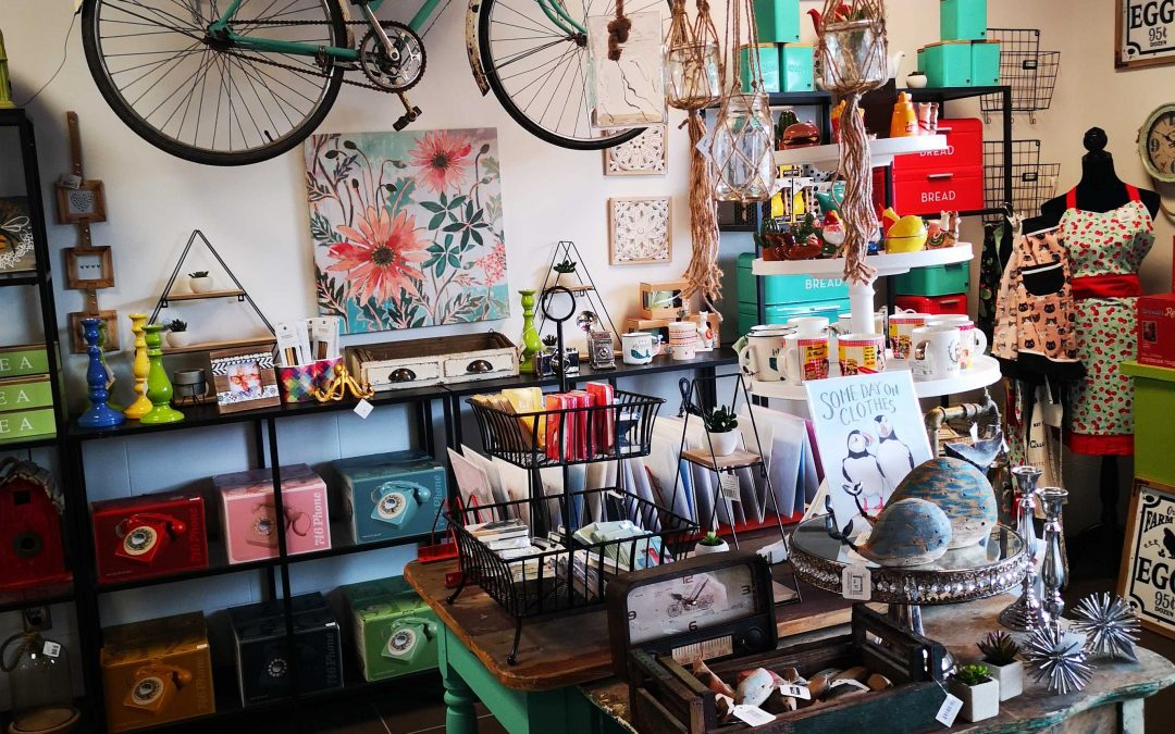 [Event Recap] Funky Junk Home Decor's GRAND OPENING