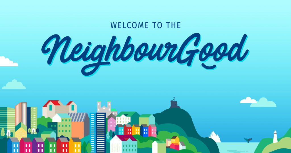 theneighbourgood.ca Shop Local Campaign Launch