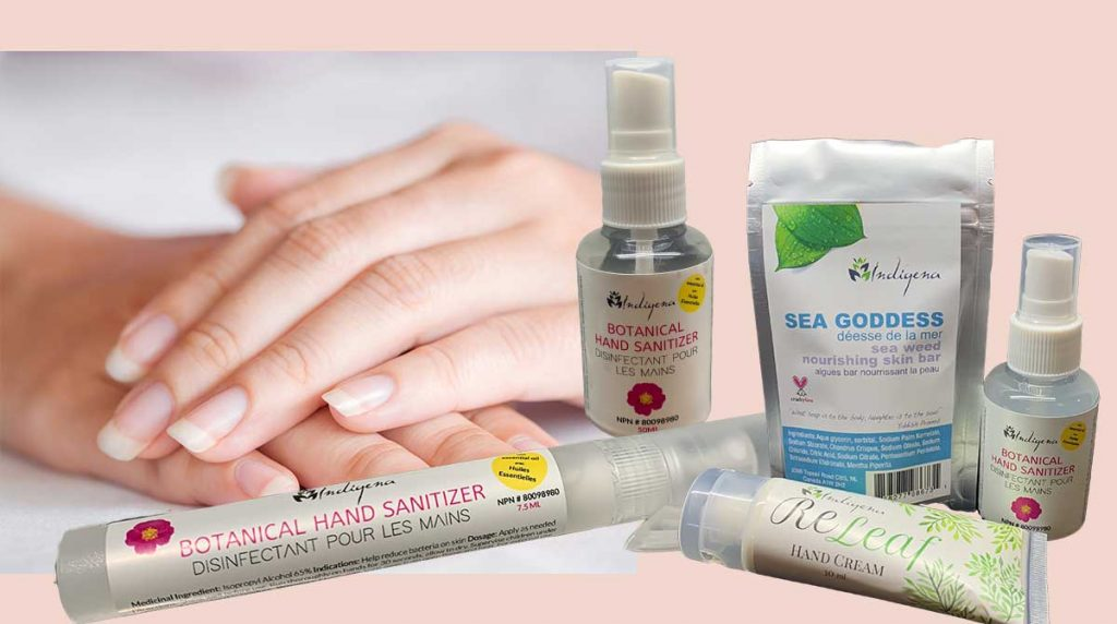"""""""Healthy Hands at Home"""" – CBS based manufacturer creates a more gentle hand sanitizer in response to COVID-19"""