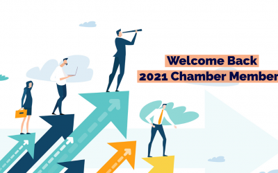 Welcome Back 2021 CBA Chamber Members!