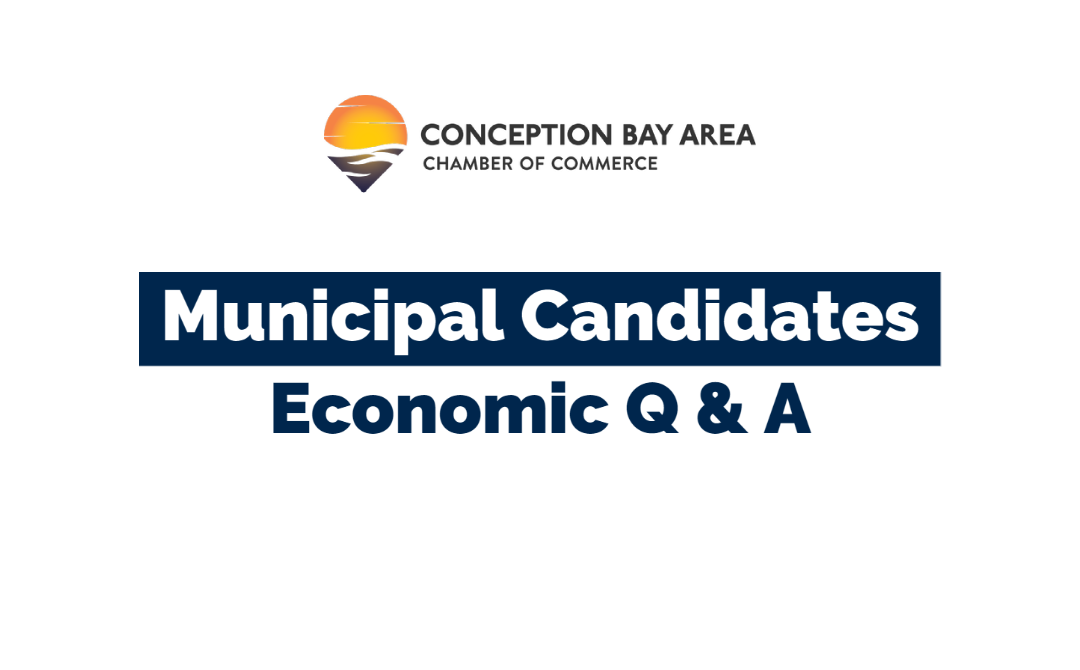 Conception Bay Area Municipal Candidates Answer Economic Questions